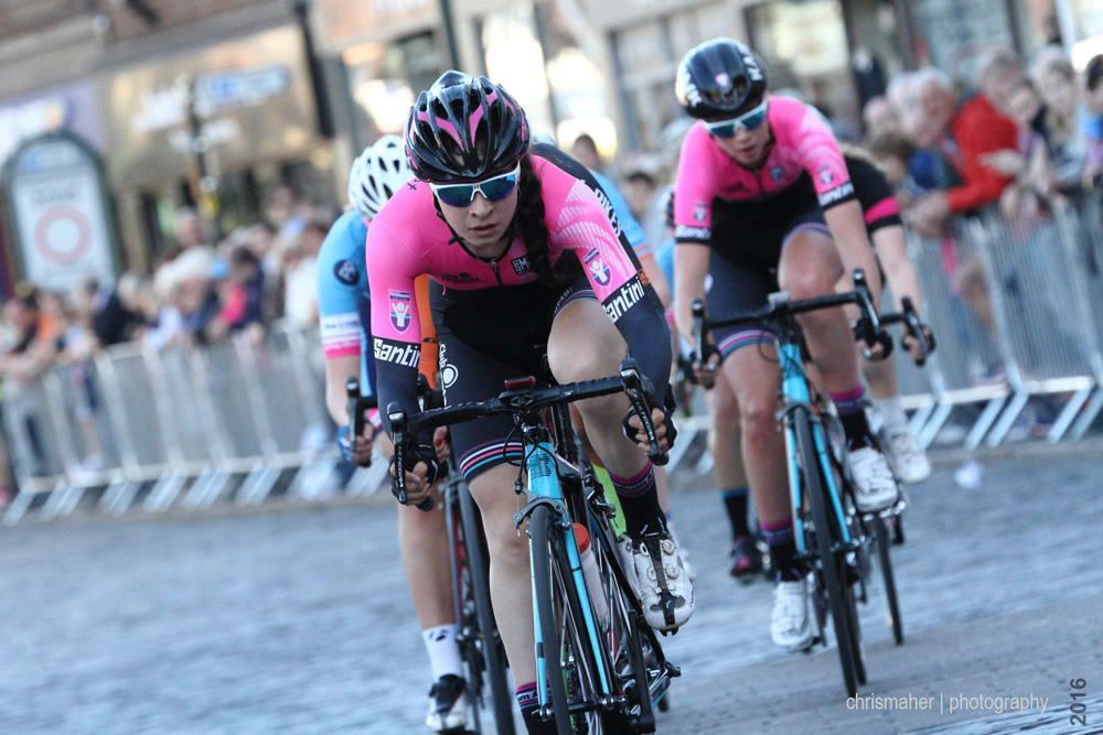 Jadan Press Women's Circuit Race Beverley 2016
