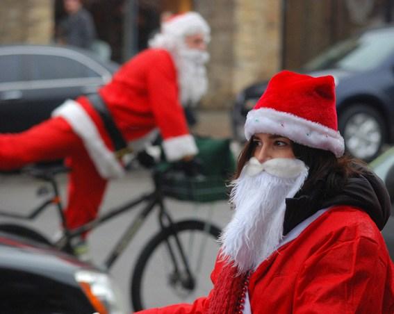 CyclingShorts.cc – Santa's Christmas Shopping Guide 2015